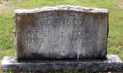 Louis J Johnson