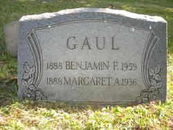 Benjamin Frederick Gaul
