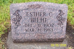 Esther C. Biehl