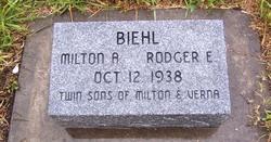 Milton A. Biehl