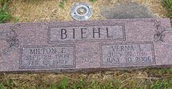 Milton E. Biehl