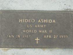 Hideo Ashida