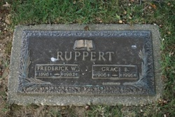Grace A. <i>Betz</i> Ruppert