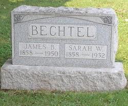 Sarah W. <i>Nagle</i> Bechtel