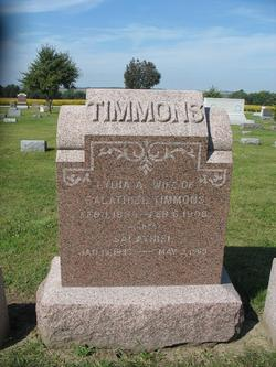 Lydia A. Timmons