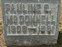 Pauline E. <i>Slink</i> McDonnell