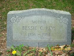 Bessie Catherine <i>Milstead</i> Keys