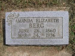 Amanda Elizabeth Berg