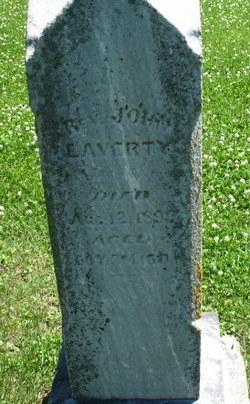 Rev John Laverty