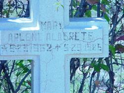 Mary Arlane Alderete