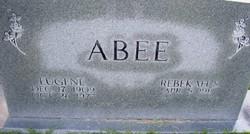 Janie Rebekah <i>S.</i> Abee