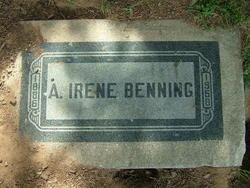 A Irene Benning