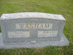 Veda Washam