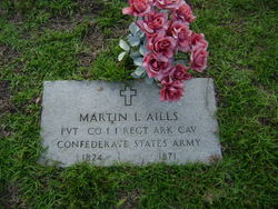 Martin Luther Aills