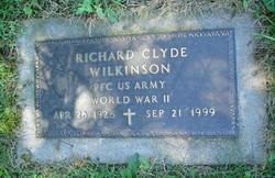Richard Clyde Wilkinson