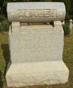 Malinda <i>Ogle</i> Ackley