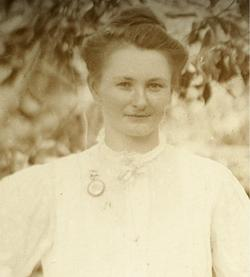 Florence Mae <i>Berkebile</i> Seymour
