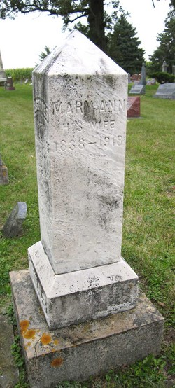 Mary Ann <i>Sullivan</i> Niles