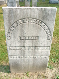 Oliver Dickinson