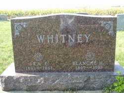 Blanche Marie <i>Aldrich</i> Whitney