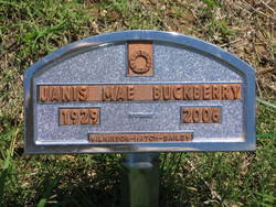 Janis Mae Jan <i>Stroud</i> Buckberry