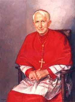 Cardinal George Basil Hume