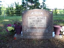 Mary Agnes Beard