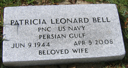 Patricia <i>Leonard</i> Bell