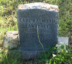Carl Raymond Lawrence