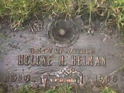 Helen <i>Ahlers</i> Helman