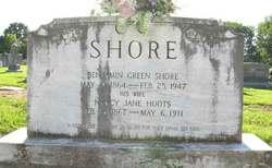 Benjamin Green Shore