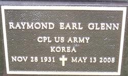 Raymond Earl Glenn