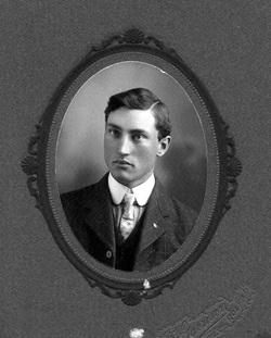 Alfred Delbert Nicholas