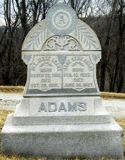 Jane Kerr <i>Gallagher</i> Adams