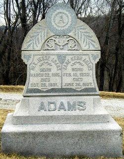 Rev Jesse H. Adams
