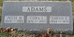 Jesse Heidrick Adams