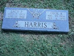 Cecil B Harris