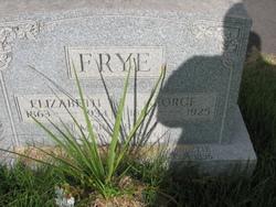 Elizabeth <i>Reynolds</i> Frye