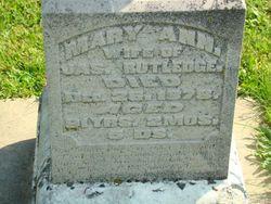 Mary Ann <i>Miller</i> Rutledge
