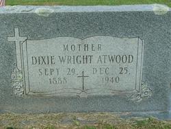 Mary Dixie <i>Wright</i> Atwood