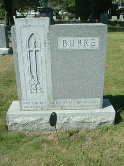 Mary Jane <i>Will</i> Burke