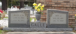 Rita Josephine <i>Miller</i> Galle'