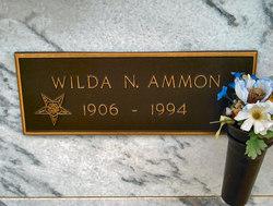 Wilda Nettie <i>Brown</i> Ammon