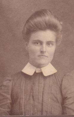 Theresa Chalonis Thersie <i>McNutt</i> Bankhead