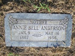 Annie Bell Maylen <i>Buckley</i> Anderson