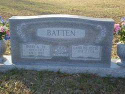 Caroline <i>Hutto</i> Batten