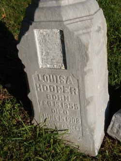 Louisa <i>Jones</i> Hooper