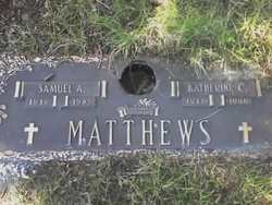 Samuel A Matthews