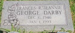 Francies R. Jeannie <i>George</i> Darby