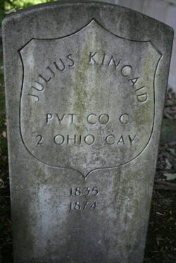 Pvt Julius Kincaid